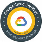 GCP Professional Cloud Network Engineer