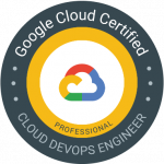 Google Cloud Certified Professional Cloud DevOps Engineer